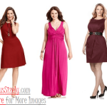 Plus Size Evening Dresses, Trendy and Fashionable