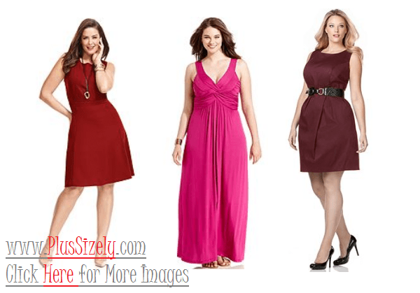 Best Style Plus Size Evening Dresses Image