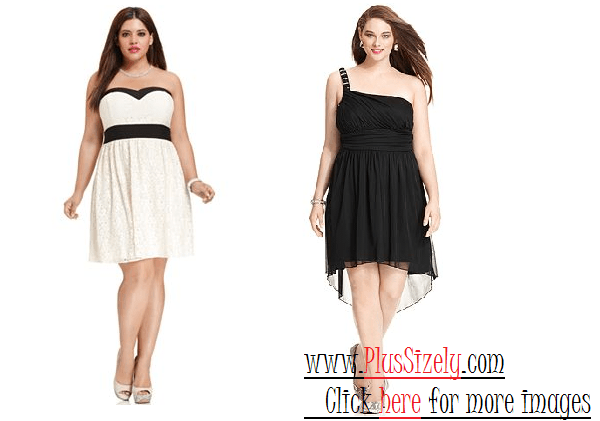 Plus Size Junior Dresses Kapres Molene