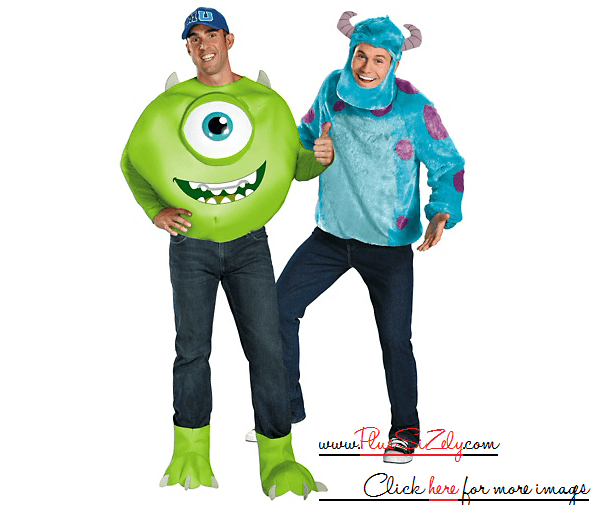 Cheap Halloween Costumes For Couple Image