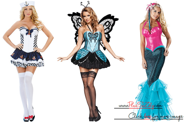 Cheap Halloween Costumes For Women Image