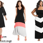 Plus Size Black Dress, Good and Gorgeous
