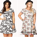 Plus Size White Party Dresses: Simple and Attractive