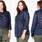 Cheap Plus Size Dress Patterns Image