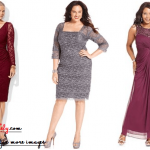 Cheap Plus Size Dresses For Wedding Guests Image