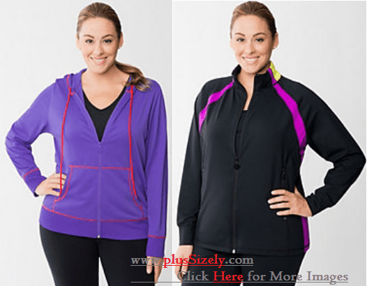 Cheap Plus Size Exercise Clothes Image