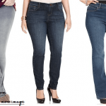Cheap Plus Size Jeans For Women Image