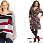 Plus Size Sweater Dress To Wear In Autumn