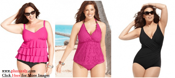 Cheap Plus Size Swimsuits For Women Image