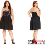 Dark Plus Size Juniors Clothing Image