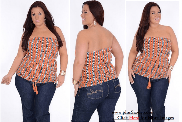 Elegant Plus Size Club Clothes Image