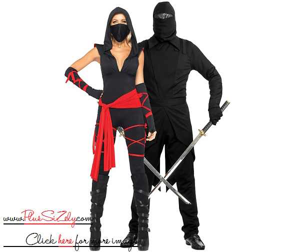 Halloween Costumes For Couple Image