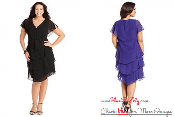 New Design Evening Dresses Plus Size Image