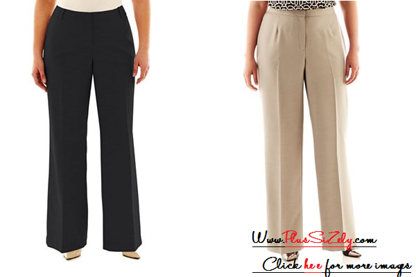 New Design Plus Size Pant Suits Image