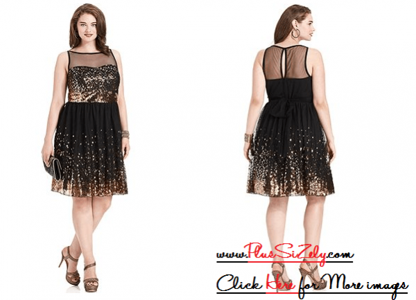 New Fashion Plus Size Clothing For Juniors Image