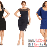 Plus Size Evening Dresses, Look So Perfect
