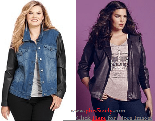 Plus Size Coats For Women Image