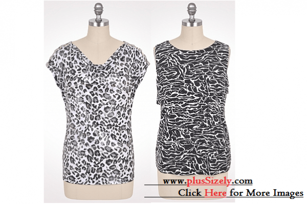 Plus Size Dressy Tops Image
