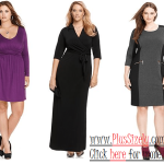 Plus Size Evening Gowns Image