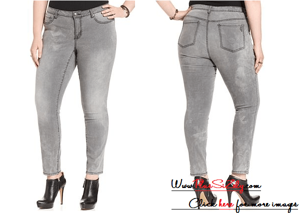 Plus Size Jeans For Women Image