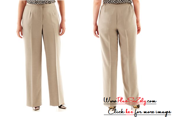 Plus Size Pant Suits Image