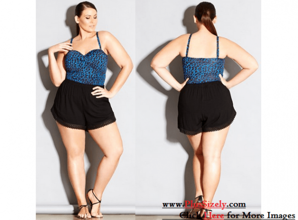 Plus Size Resort Wear Image