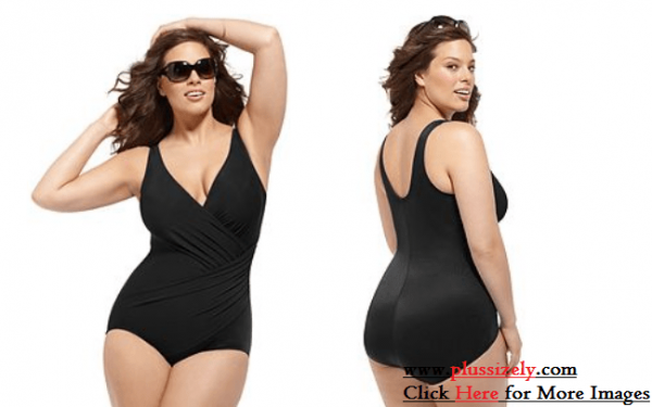 Plus Size Swimsuits For Women Image