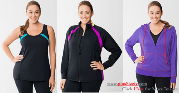Trend Plus Size Exercise Clothes Image