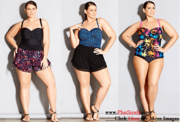 Trendy Plus Size Resort Wear Image