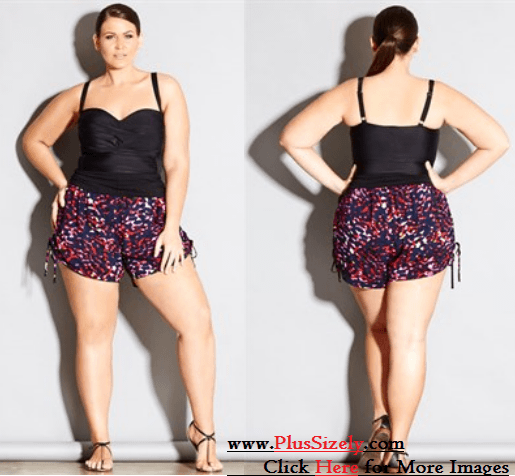 Wholesale Plus Size Resort Wear Image