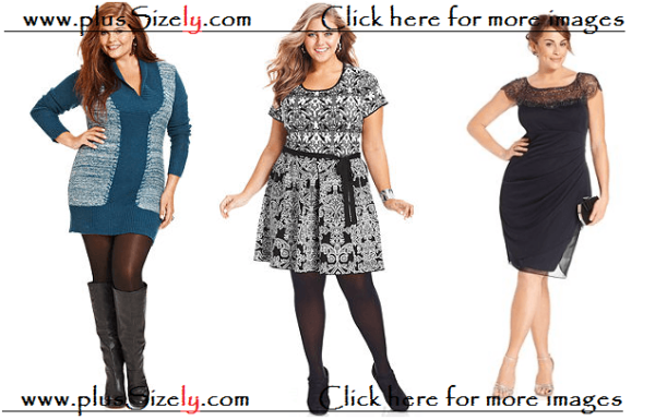 Beautiful Plus Size Vintage Dresses For Women Images