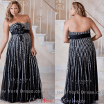 Black Women New Years Eve Dress For Plus Size Images