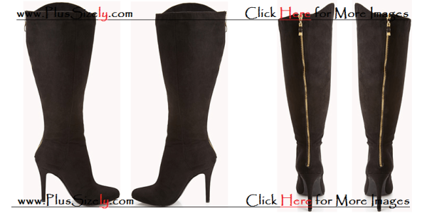 Boots For Plus Size Women Images