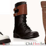 Cute Design Plus Size Boots for Women IMages
