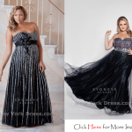 Glamour New Years Eve Dress For Plus Size Images