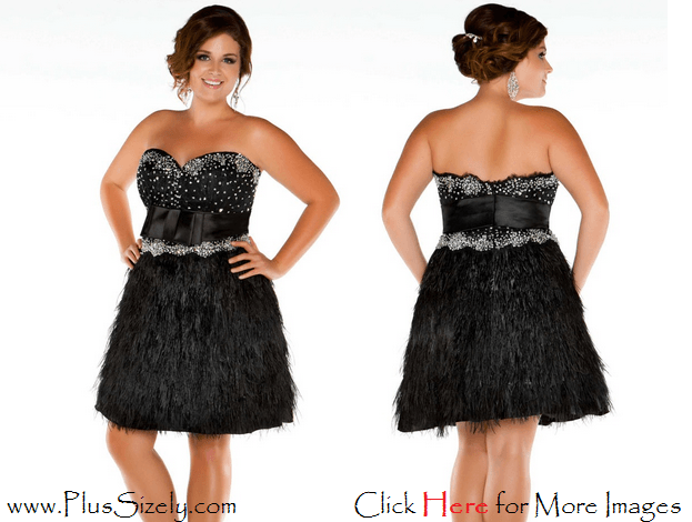 Plus Size New Years Eve Dresses | www.PlusSizely.com