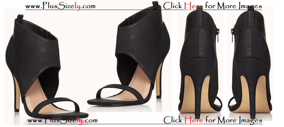 High Heel Boots For Plus Size Women Images