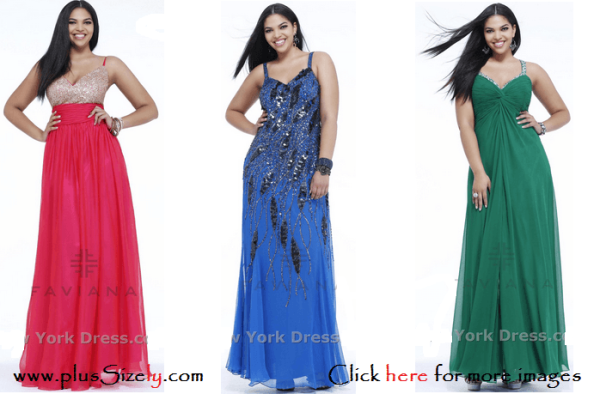 New Design  2014 Plus Size Dresses Images