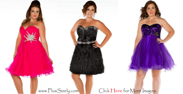 New Design Plus Size New Years Eve Dresses Images
