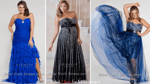New Trend Fashion Plus Size Dresses 2014 Most-Wanted Model Images