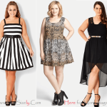 Newest Model of 2013 Eve Dresses for Big and Tall Women Images