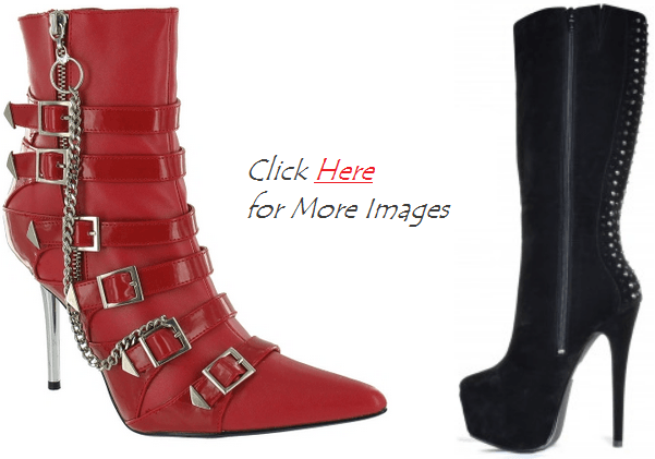 Plus Size Boots for Large Women