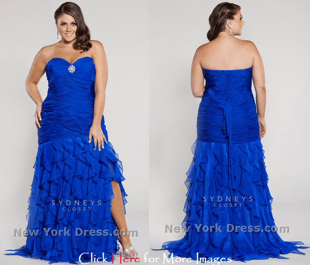 Plus Size Dresses 2014 Most-Wanted Model Images