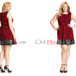 Plus Size Dresses For Junior 2014