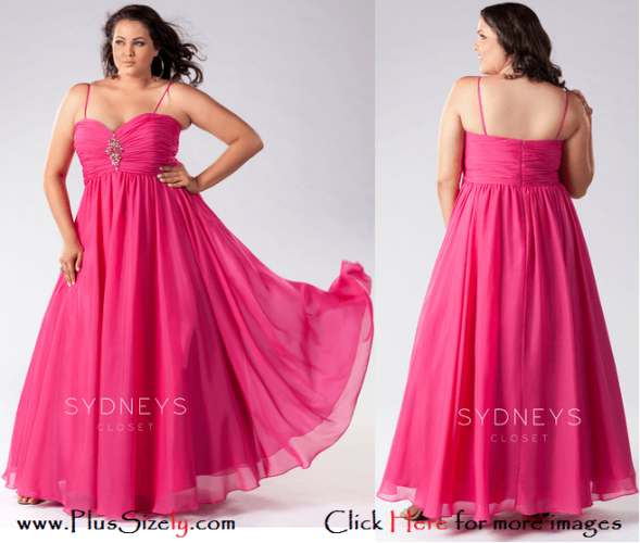 Plus Size Fashion 2014 Images