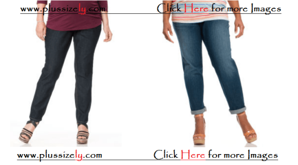 Plus Size Maternity Jeans Images