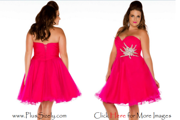 Plus Size New Years Eve Dresses Images