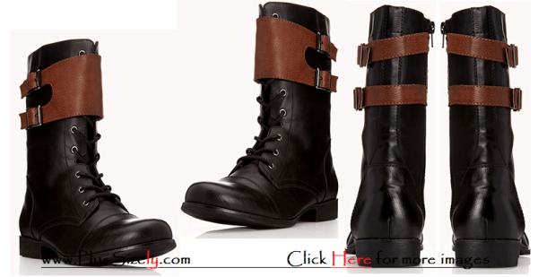 Safety Plus Size Boots for Women Images