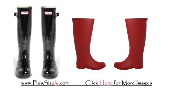 Some Design Plus Size Rain Boots Rainy Season's Shoes Images