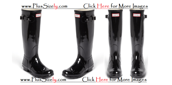 Strong Plus Size Rain Boots Rainy Season's Shoes Images